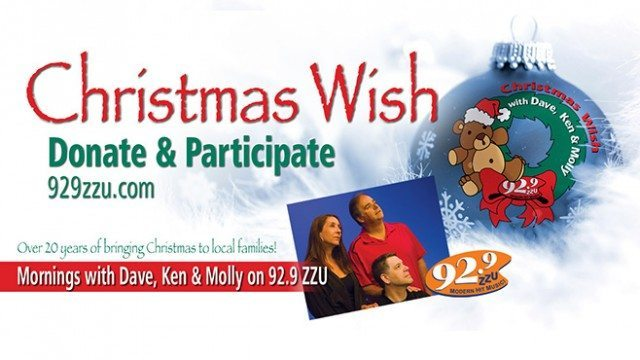 The Christmas Wish.All The Details On Christmas Wish Dave Ken Molly